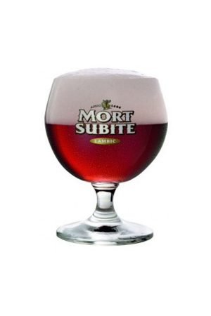 Mort Subite Glass