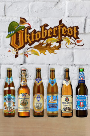 Oktoberfest German Beer Mixed Pack