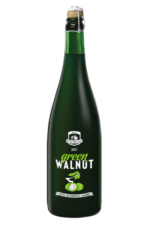 Oud Beersel Green Walnut 2017 75cl