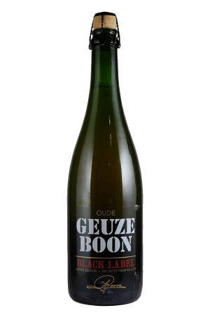 Oud Geuze Boon Black Label 75cl