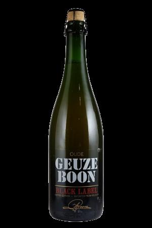 Oud Geuze Boon Black Label 75cl