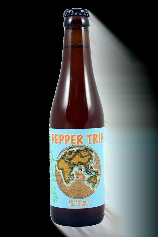 Thiriez Pepper Trip