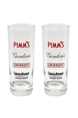2 Pimms Glasses