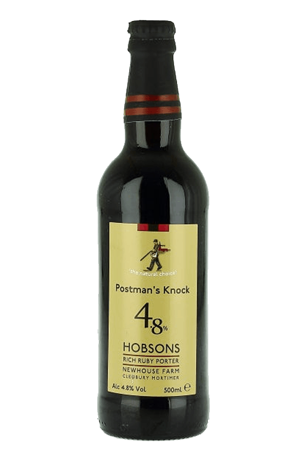 bottle of postman's knock