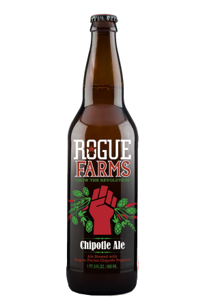 Rogue Farms Chipotle Ale (pack of 12)
