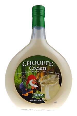 Rubbens Chouffe Cream Gin