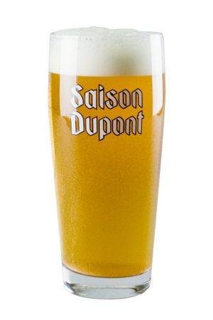 Saison Dupont Glass