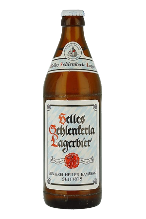 Schlenkerla Helles Lagerbier (pack of 20)