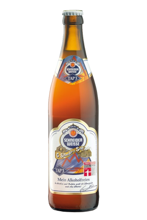 Schneider Alkoholfrei non-alcoholic beer (pack of 20)