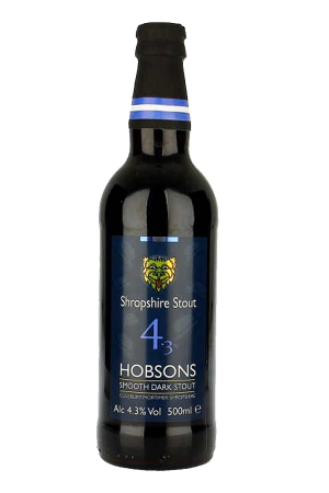 Shropshire Stout (pack of 12)
