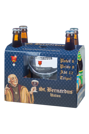 St Bernardus Mixed Gift Pack