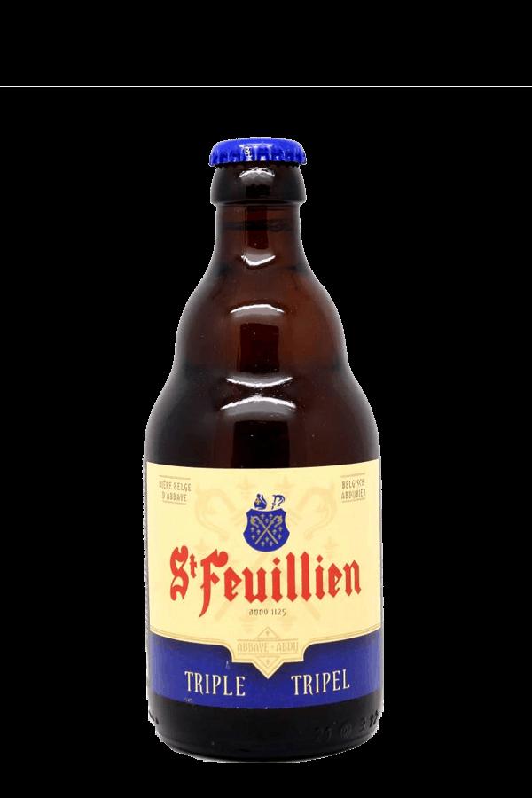 St Fueillen Tripel Bottle