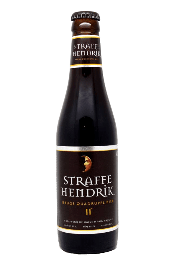 Straffe Hendrik Quadrupel Bottle