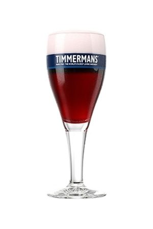 Timmermans Half Pint Glass