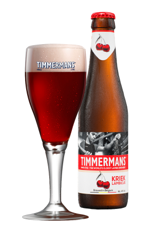 Timmermans Kriek - Cherry Beer