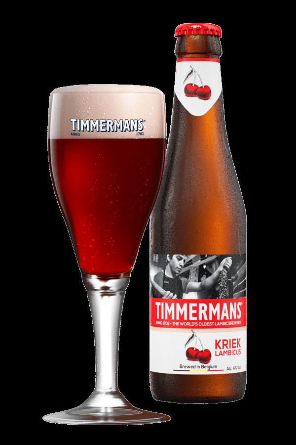 Timmermans Kriek - Cherry Beer