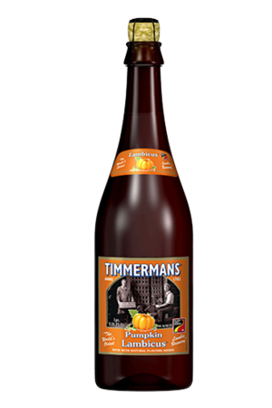 Timmermans Pumpkin Lambicus 75cl (pack of 6)