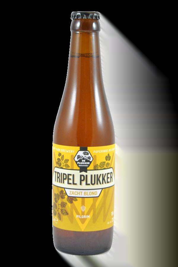 Tripel Plukker 75cl