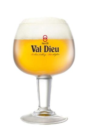 Val Dieu Beer Glass