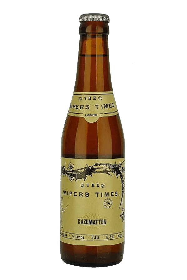 Wipers Times 14 Bottle