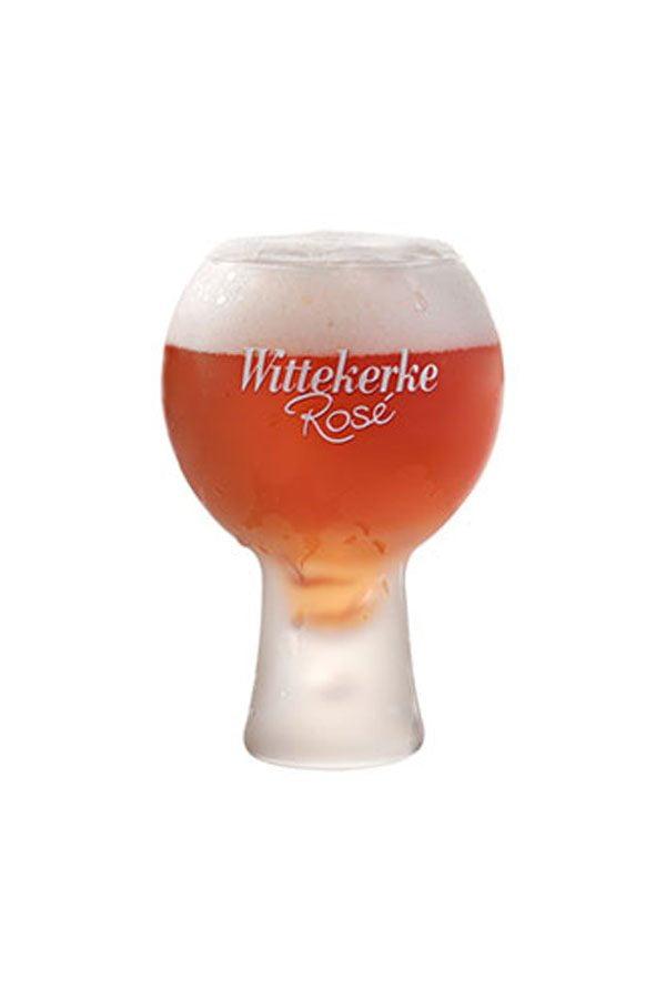 Wittekerke Rose Glass