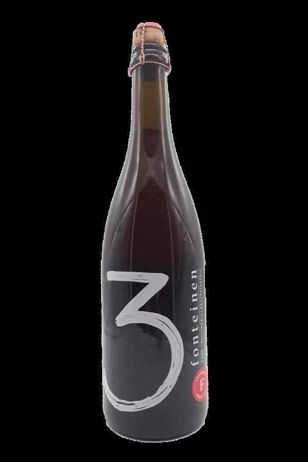 3 Fonteinen Framboos 75cl (pack of 6)