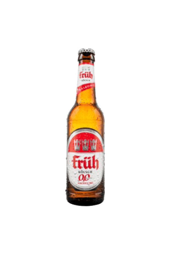Fruh Kolsch Alcohol Free (pack of 24)