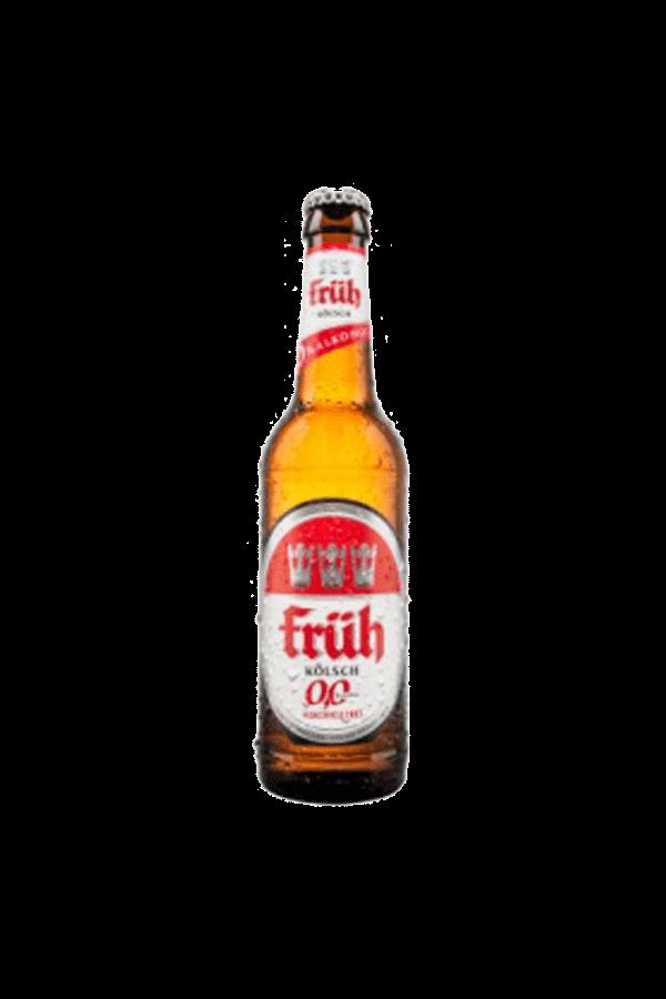 Fruh Kolsch Alcohol Free Glass Bottle