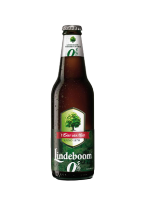 Lindeboom Alcohol Free Pilsener (pack of 24)