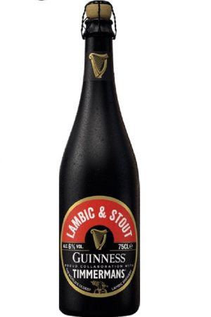 Timmermans & Guinness Lambic & Stout 75cl