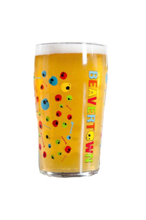 Beavertown Pint Glass - New Design