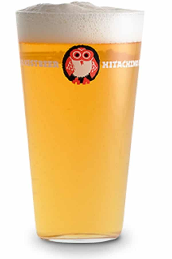 Hitachino Nest Beer Glass