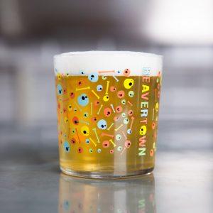 Beavertown Half Pint Glass - New Design