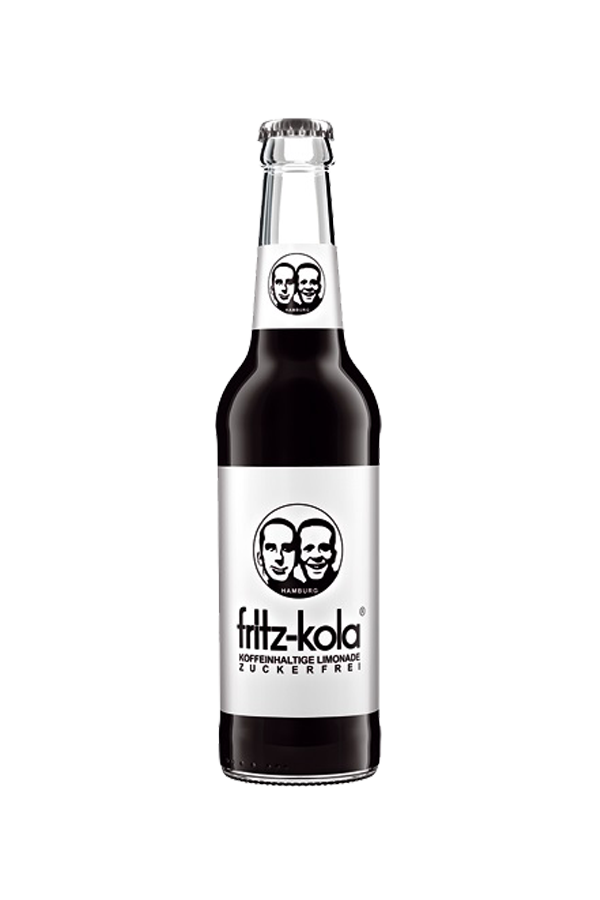 Fritz-Kola Sugarfree (pack of 6)