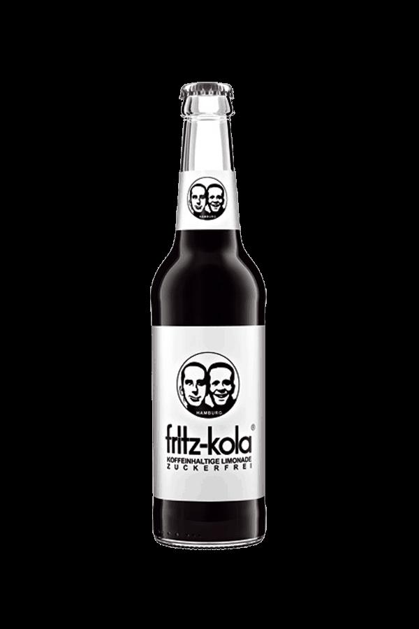 Fritz Kola Sugar Free Bottle