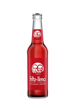 Fritz-Limo - Apple, Cherry & Elderberry (pack of 6)
