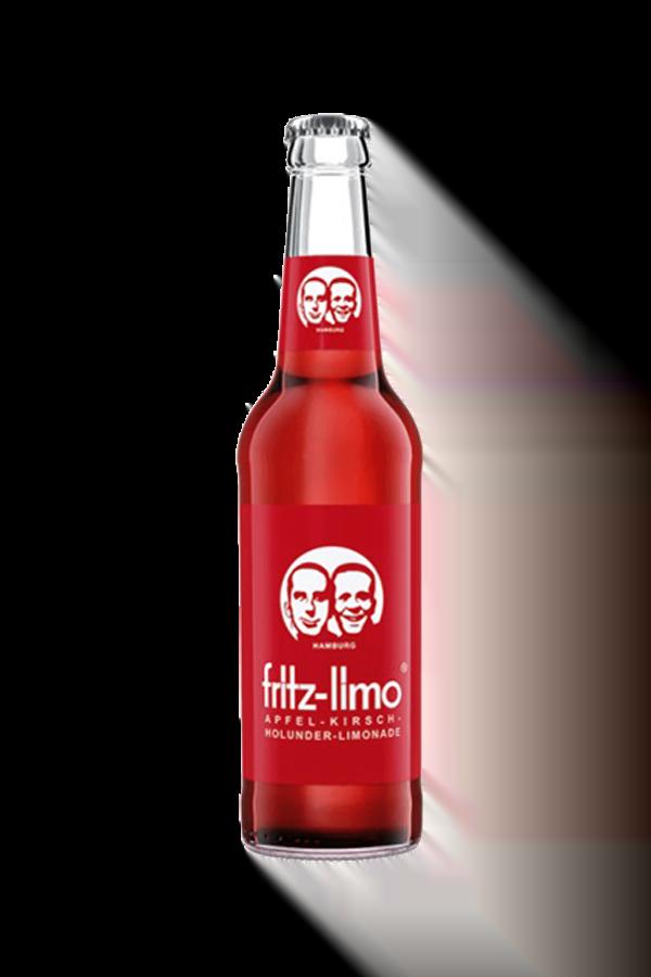 Fritz-Limo - Apple, Cherry & Elderberry (pack of 6)