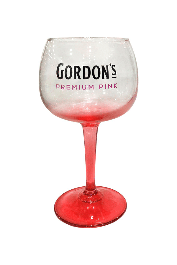 Gordon's Premium Pink Gin Balloon Glass
