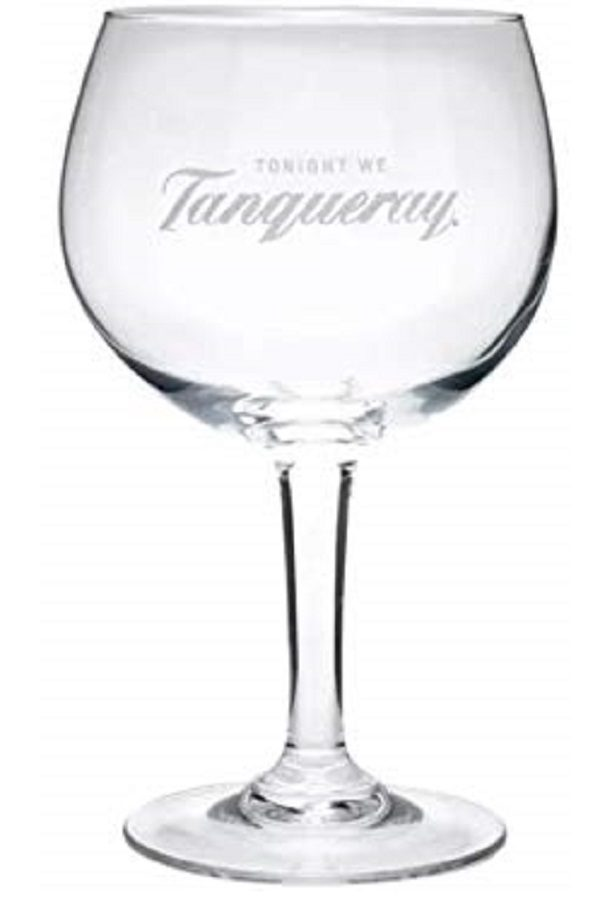 Tanqueray Gin Balloon Glass