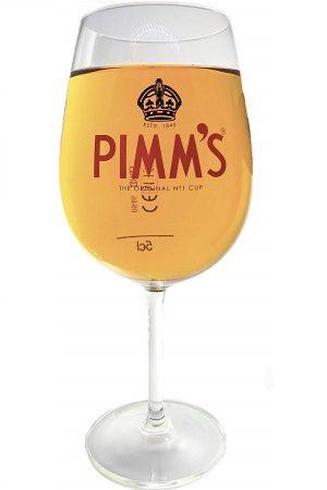 Pimms Stemmed Glass
