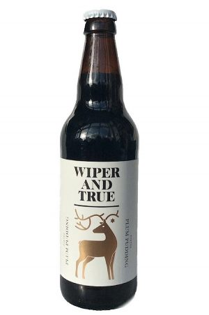 Wiper & True Plum Pudding Porter