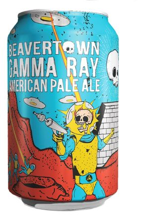 Beavertown Gamma Ray Cans (pack of 24)