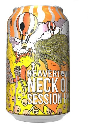 Beavertown Neck Oil Cans (pack of 24)