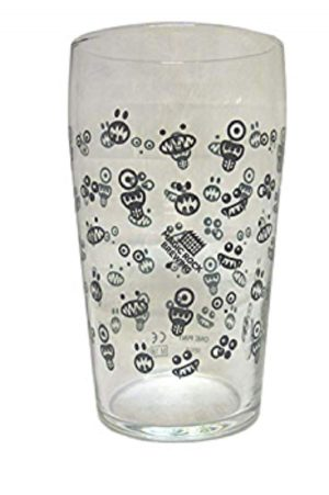 Magic Rock Brewing Pint Glass