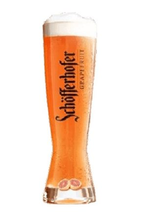 Schofferhofer Grapfruit Beer Glass 0,5l