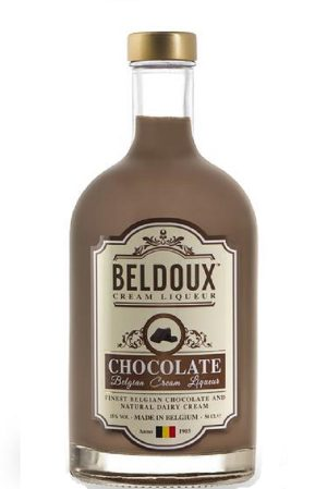 Beldoux Belgian Chocolate Cream Liqueur