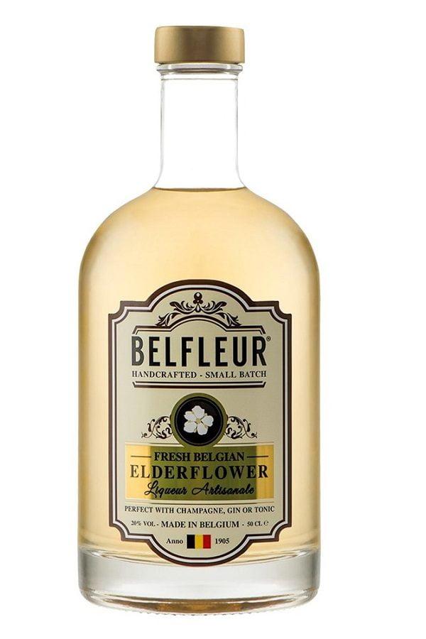 Belfleur Elderflower Liqueur