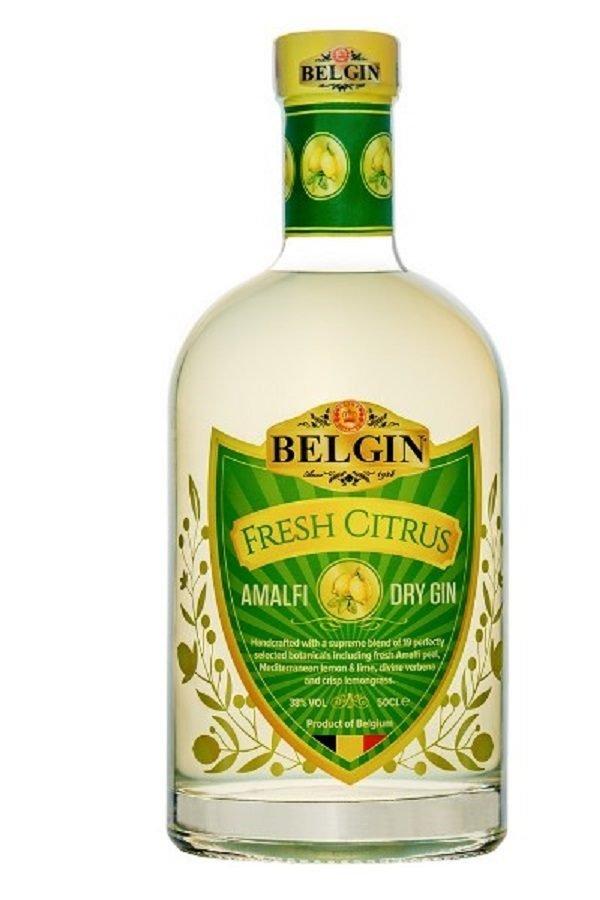 Belgin Fresh Citrus Dry Gin