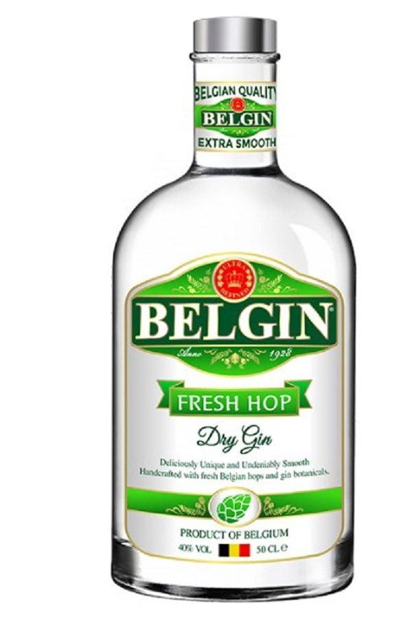 Belgin Fresh Hop Dry Gin