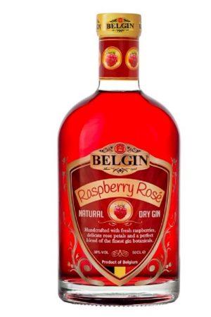 Belgin Raspberry Rose Dry Gin